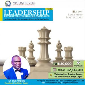 LEADERSHIP DEVELOPMENT SKILLS FOR MANAGERS seminar