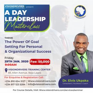 The Power of Goal Setting for Personal & Organizational Success